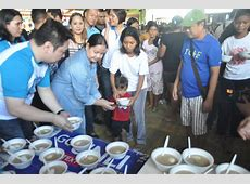 FEEDING PROGRAM Provincial Government of Pampanga