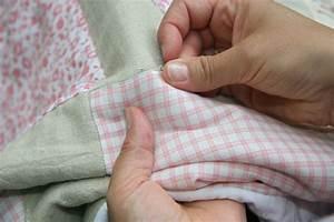 Decke Selber Nähen : eine babydecke selber machen ~ Lizthompson.info Haus und Dekorationen
