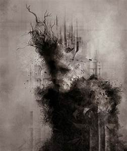 Mysterious Digital Artworks and Manipulations by Eric