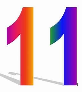 Number 11 Clip Art - Free Clip Art - Clipart Bay
