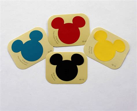 ideas for scrapbookers free disney
