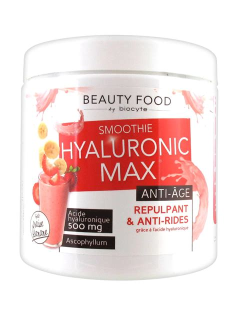 biocyte beauty food smoothie hyaluronic max