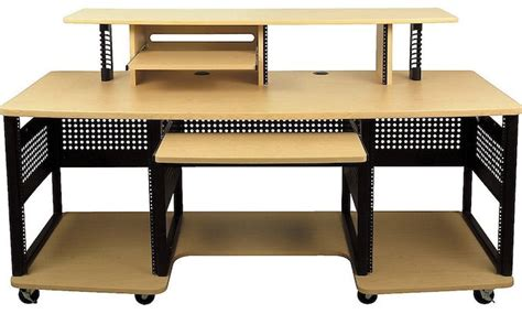 Studio Rta Producer Desk by Studio Rta Producer Station Maple Desk For Gaming