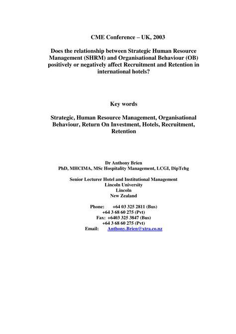 Reputation Management For Hotels - Rouydadnews.info