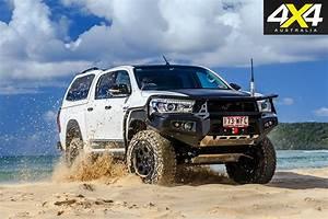 Custom 4x4: AFN Toyota Hilux | 4X4 Australia