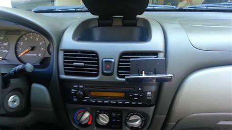 Nissan Sentra Radio Removal - YouTube