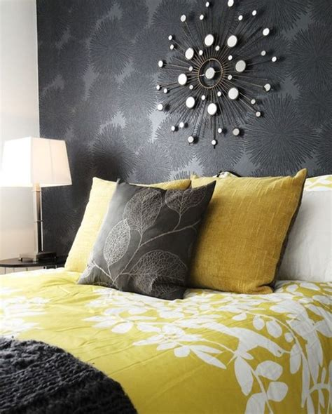trendy color combo grey  yellow perfect