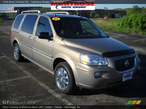 Buick Terraza Cxl by 2006 Buick Terraza Cxl In Metallic Photo No