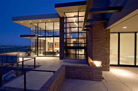 luxury home plans with pools custom built modern luxury homes in tucson az mccreary