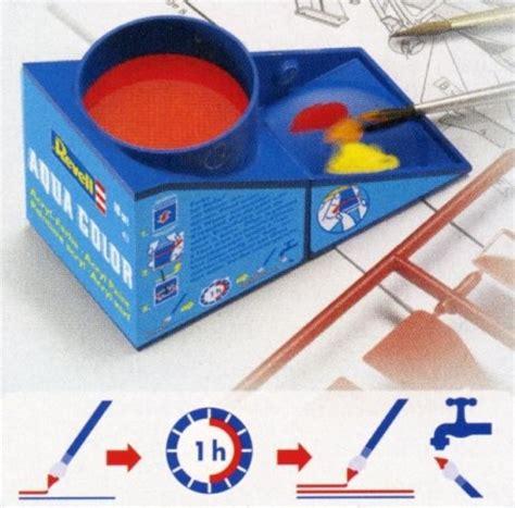 revell aqua color metallic covering model construction