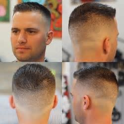 Military Haircuts For Men; A Severe Way To Look Good