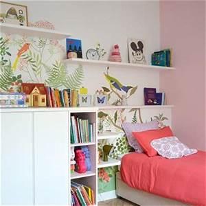 Chambre Enfant Moderne : chambre enfant id es photos d coration am nagement domozoom ~ Teatrodelosmanantiales.com Idées de Décoration