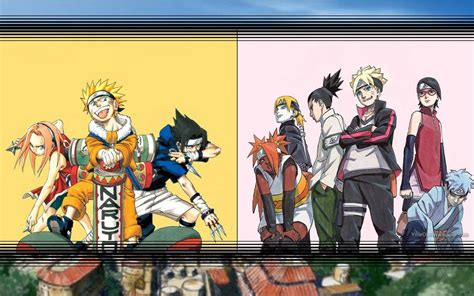 Boruto Naruto Next Generations Wallpapers