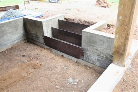 how to build a cement retaining wall dirt digging sisters diy concrete retaining wall and patio