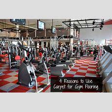 4 Reasons To Use Carpet For Gym Flooring  Flooringinc Blog