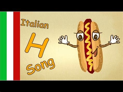letter h song abc song learn italian for quot letter h song quot learn 22876