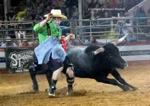 Rodeo Bull Fighter