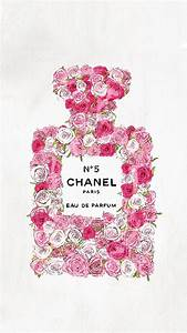 ~Chanel N°5~ | Chanel n5 | Pinterest | Wallpaper, Perfume ...
