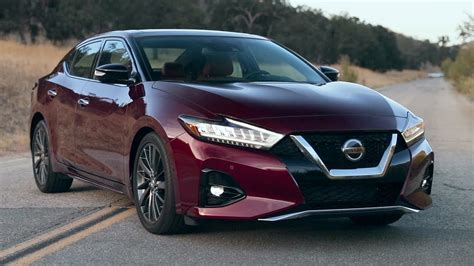 2019 Nissan Maxima by 2019 Nissan Maxima Platinum Reserve Used Car Reviews