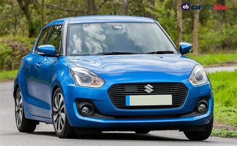 2018 Maruti Suzuki Swift Bookings Officially Open In India