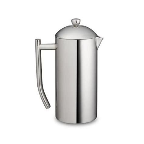 4.6 out of 5 stars 19,216. Amazon.com: Frieling French Press Ultimo 17oz ~ Insulated Stainless Steel Mirror Finish Coffee ...