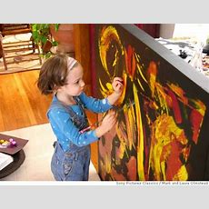 Review 'my Kid Could Paint That'  Or Could She? Sfgate