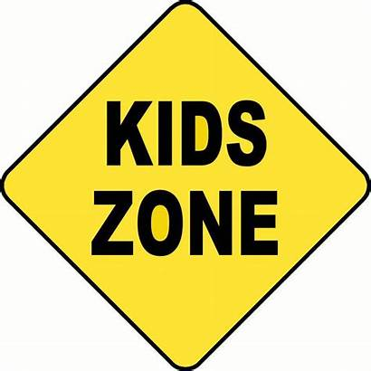 Zone Signs Education Sign Clipart Clip Construction