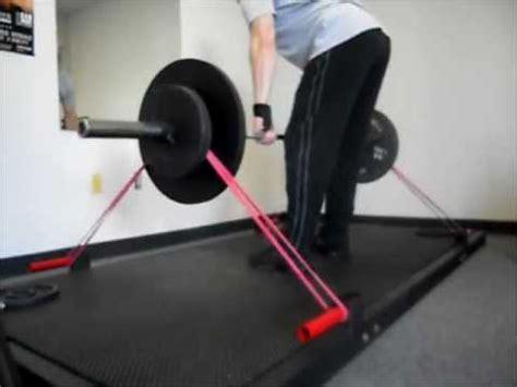deadlift platform  band pegs strength training equipment commercial gym equipment youtube