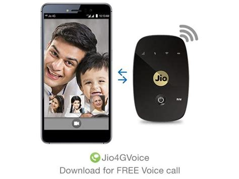 jio4gvoice app here is how to free call from jio sim to