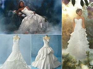 100 princess tiana wedding dress alfred angelo frozen for Wedding dress 100