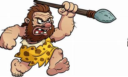 Caveman Fighting Player Running Moves Beta Special