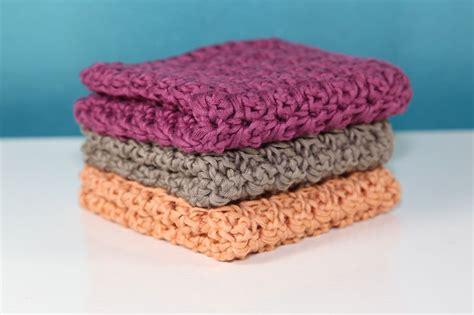 crochet washcloth bamboo crochet washcloths