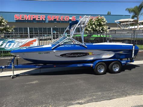 Are Sanger Boats Good by Sanger Boats V230 Boats For Sale In California