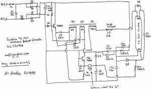 T5 Replacement Ballast Wire Diagram  T5  Free Engine Image