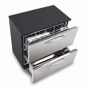 Husky 2 Drawer Alfresco Commercial Food Service Under