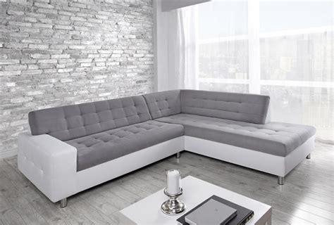 canapé conforama gris photos canapé gris et blanc conforama