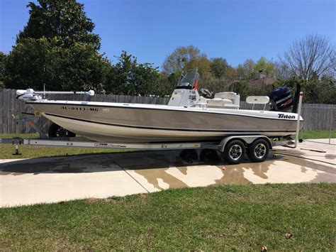 Triton Offshore Boats by Triton Boats Lts 240 Boats For Sale