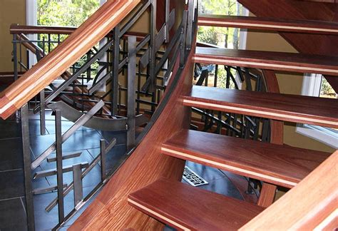 stairs lighting open riser stairs are gaining popularity artistic us