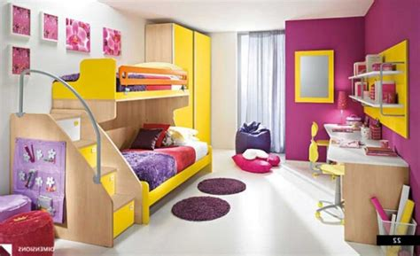 Colorful Room Ideas For Your Children