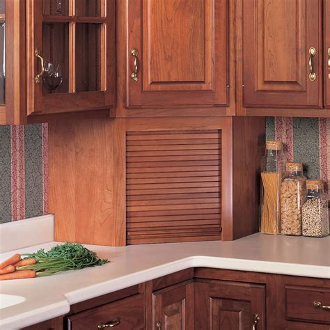 corner unit appliance garage kits walzcraft
