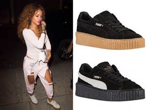 Rihanna Creepers Puma
