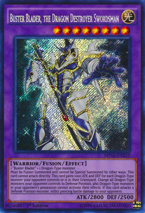 buster blader the dragon destroyer swordsman 1st edition