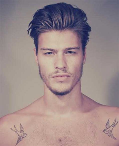 10 slicked back hairstyles for mens hairstyles 2017