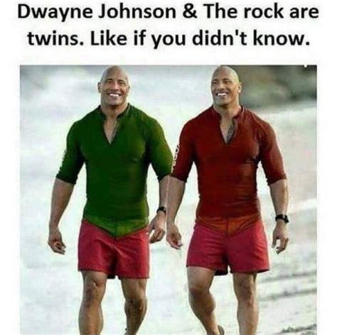 Rock Meme Dwayne Johnson Memes 19 Pics