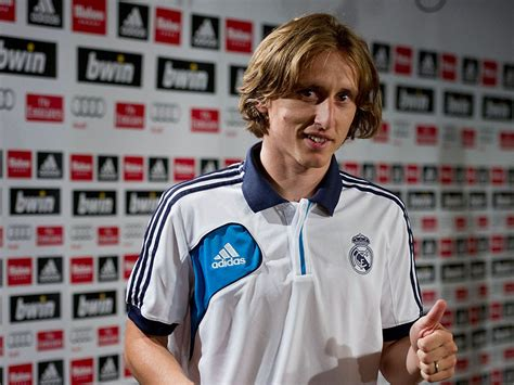 Luka Modric - Real Madrid | Player Profile | Sky Sports ...