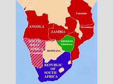 South African Border War Wikipedia