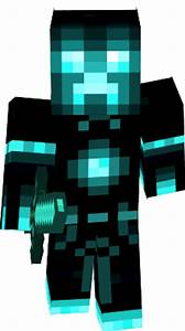 Pin Blue Creeper Skin For Mob Minecraft Forum on Pinterest