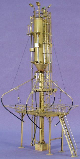 scale omi  double track sand tower chu