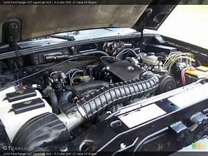 4 0 Liter Ohv 12 Valve V6 Engine For The 2000 Ford Ranger  51030472