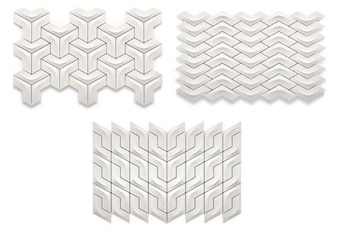 versatile arc ceramic wall tile 3d wall tile from